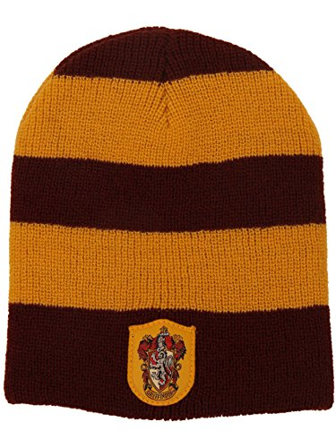 elope Harry Potter Officially Licensed Hogwarts House Beanie - Gryffindor