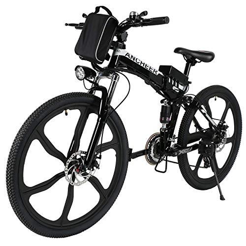 2019 Electric Mountain Bike with 26
