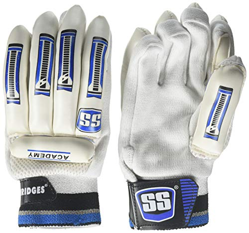 SS Academy Batting Cricket Gloves, Youth Right Hand