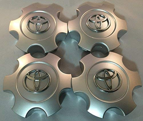 2003-2006 Toyota Tundra 03-07 Sequoia Wheel Center Caps Hubcaps Set 69940 - Center Cap Hubcap Set
