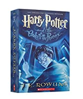 Harry Potter And The Order Of The Phoenix Front Cover