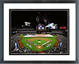"Citi Field New York Mets 2015 MLB World Series Game 3 Photo (Size: 12.5"" x 15.5"") Framed"