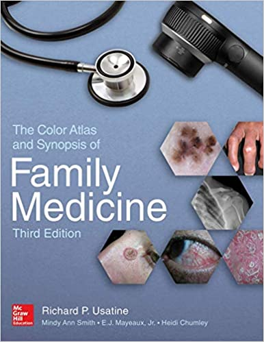 The Color Atlas and Synopsis of Family Medicine, 3rd Edition - Original PDF