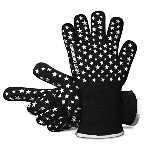 Heat Guardian Resistant Gloves Protective