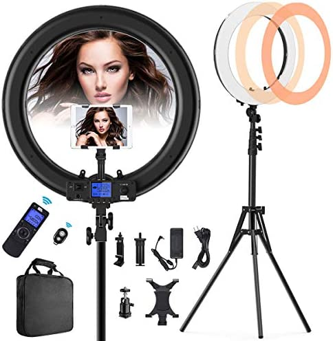 Wireless Bi Color 3000 5800K Vlogging Portrait product image