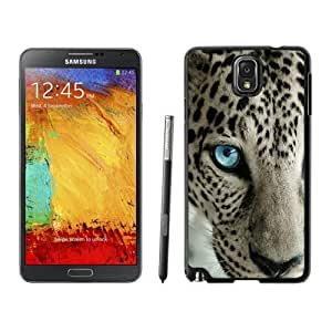 NEW Custom Diyed Diy For SamSung Galaxy S4 Mini Case Cover Phone With Snow Leopard Blue Eye_Black Phone