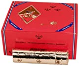 New Age Three Kings Charcoal by Texas Hookah, 33 mm Box, 10 Rolls
