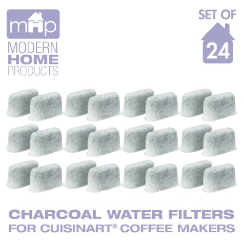 Modern Home Products Charcoal Water Coffee Filter Cartrid...