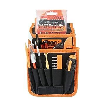 ReparatursÄtze  - JAKEMY JM-P12 84 in 1 PrÄzise und tragbare elektronische Zerlege Tools Kit & Telekommunikation Werkzeug-