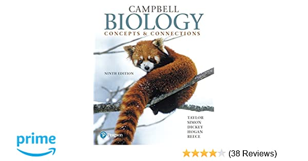 Campbell Biology Concepts Connections 9th