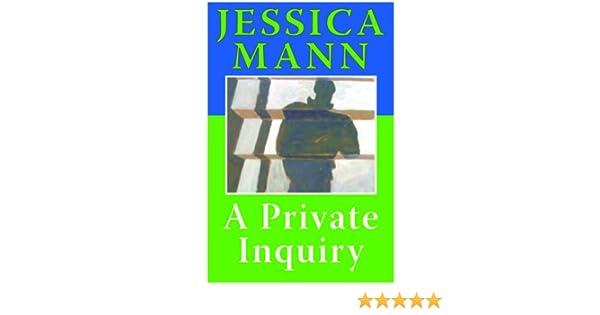 A Private Inquiry