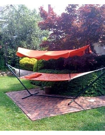 Bliss Hammocks HA 509TC Canopy For Hammock Stand, Terracotta