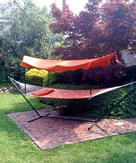 Bliss Hammocks HA-509TC Steel Canopy & Amazon.com: Bliss Hammocks HA-509BU Steel Canopy: Garden u0026 Outdoor