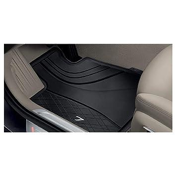 ORIGINALE BMW 7er Allwetter Tappetini Anteriori g11 g12 IN GOMMA-TAPPETINI NUOVO 51472443985