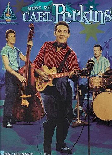 Best of Carl Perkins (Guitar Recorded Versions)