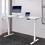 "AIMEZO 71"" W Electric Height Adjustable Desk Base"