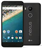 LG Nexus 5X H790 32GB Unlocked 4G LTE Smartphone for all GSM + CDMA Carriers (AT&T, T-Mobile, Verizon, Sprint) w/ 12MP Camera - Carbon Gray (Certified Refurbished)