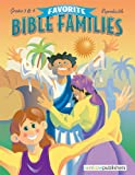 Favorite Bible Families, Grades 3-4, Bonnie Line, 1584110252
