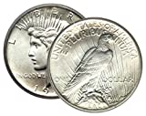 1 - Peace Silver Dollar Mid-1920's Dated Dollar