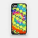 ipod 5 case tie dye - for iPod Touch Gen 5 - Alien - E.T - Extraterestrial - Tie Dye - Hipster