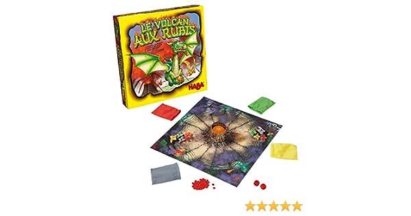 HABA – El Volcán en los Rubis, 007323: Amazon.es: Juguetes y juegos