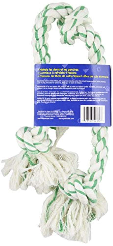 Booda Fresh N Floss Tug Rope Dog Toy