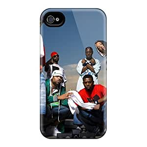 Awesome Wu Tang Clan Flip Cases With Fashion Design For Iphone 6 Plus