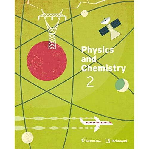 Physics and chemistry 2ESO std book - 9788414105290