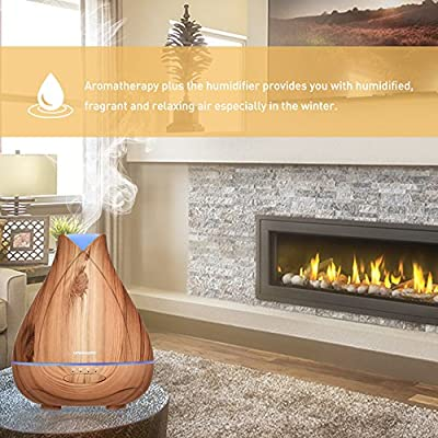 Ominihome 530ml Oil Diffuser