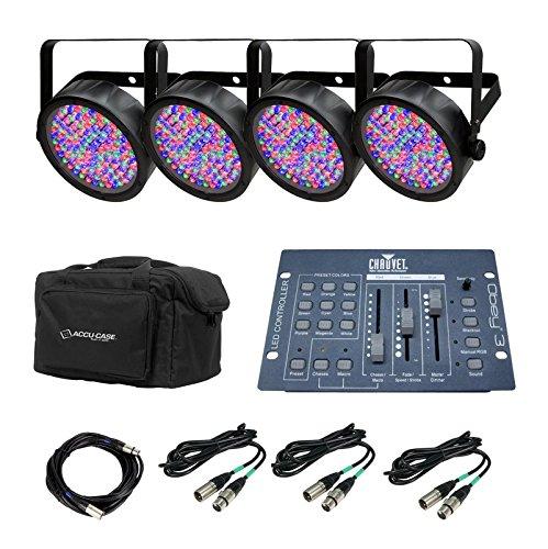 Chauvet DJ SlimPar Controller Cables