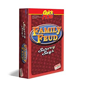 Quick Picks Family Feud Game