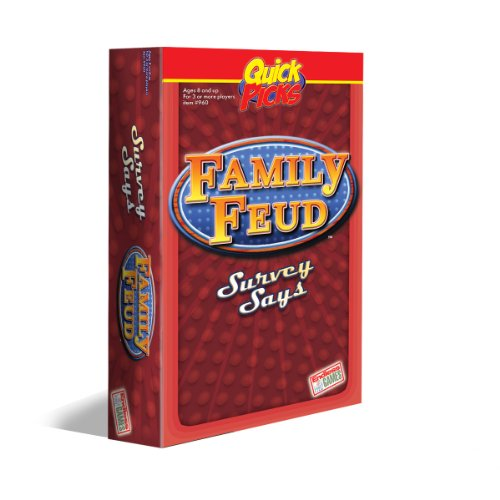 Quick Picks Family Feud Game -