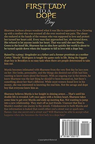 a222b7086191d Amazon.com  First Lady To A Dope Boy (Volume 1) (9781981255115)  Bridgette  I esha  Books