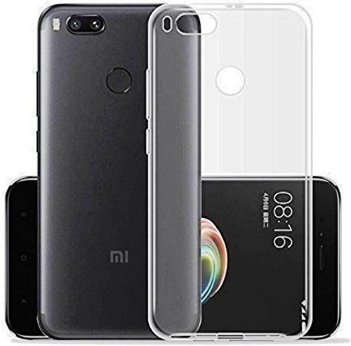 best sneakers 04f50 90454 Baseus TRANSPRANT SOFT Back Cover for MIA1 (Transparent, Silicon ...