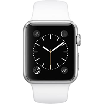 Amazon.com: Apple Watch Sport 38mm Gold Aluminum with