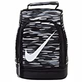Nike Dome Lunch Tote Black/Cool Gray/White (Black/Cool Gray/White)