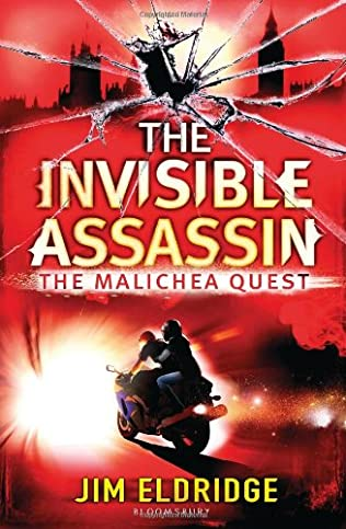 book cover of The Invisible Assassin