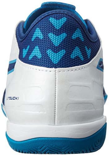 It Puma 3 true Scarpe Evotouch Bianco Danube Uomo Calcio blue Blue Da White 02 puma pSpqE5xrwT