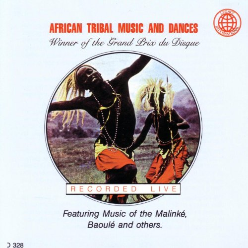 Dance Of The Hunters (Music of the Malinke)