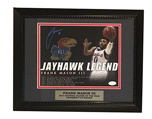 Mason Autographed Basketball - 1