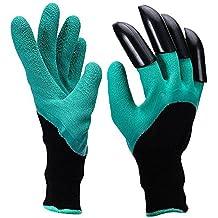 The claw gardening gloves for Gardening gloves amazon