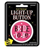 Bride to Be Light Up Button, Health Care Stuffs