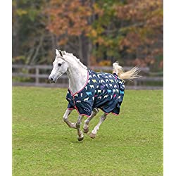 Shires Tempest Original Lite Horse Sheet-Cow Print-81