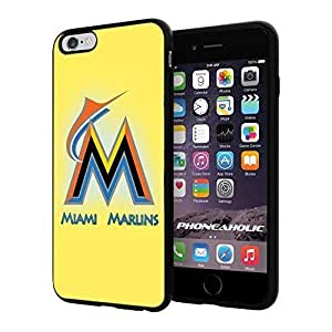 MLB Miami Marlins Baseball,Cool Case Cover For SamSung Galaxy S3 Smartphone Collector iphone PC Hard Case Black