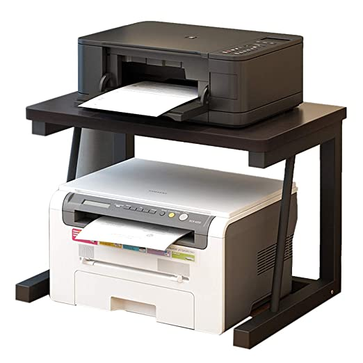 Printer Stands Estante de Madera para Impresora, estantería ...