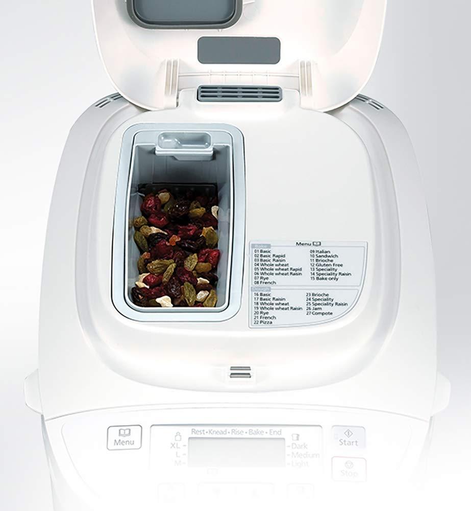 Panasonic blanco enchufe de máquina de hacer pan, enchufe del ...