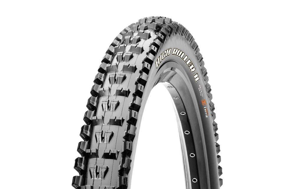 27,5/x 2,80 Negro Maxxis High Roller II neum/áticos de Bicicleta de monta/ña Unisex
