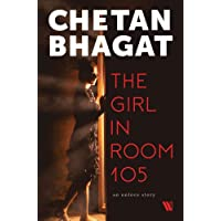 The Girl in Room 105 By Chetan Bhagat Paperback