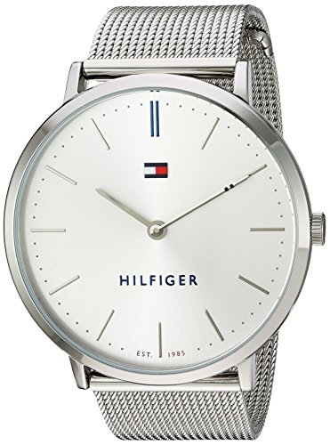 Tommy Hilfiger Women's 'Sophisticated Sport' Quartz Stainless Steel Watch, Color:Silver-Toned (Model: 1781690) by Tommy Hilfiger