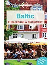 Lonely Planet Baltic Phrasebook & Dictionary 3rd Ed.: 3rd Edition